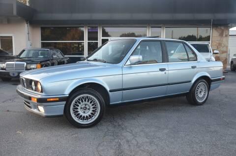 1991 BMW 3 Series for sale at Amyn Motors Inc. in Tucker GA