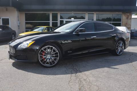 2017 Maserati Quattroporte for sale at Amyn Motors Inc. in Tucker GA