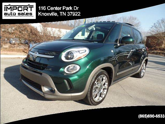 2014 Fiat 500L Trekking 4dr Hatchback In Knoxville TN - IMPORT AUTO