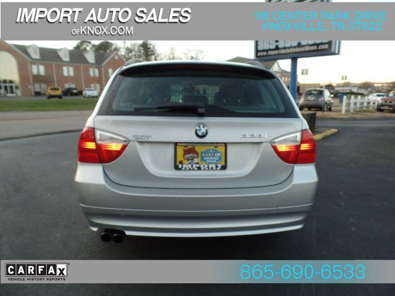 2007 Bmw 3 Series 328i 4dr Wagon In Knoxville TN - IMPORT AUTO SALES