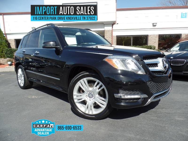 2013 Mercedes Benz GLK AWD GLK 350 4MATIC 4dr SUV   Knoxville TN