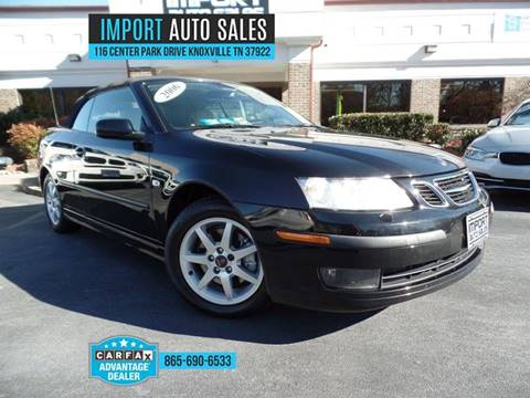 2006 Saab 9-3 for sale in Knoxville, TN