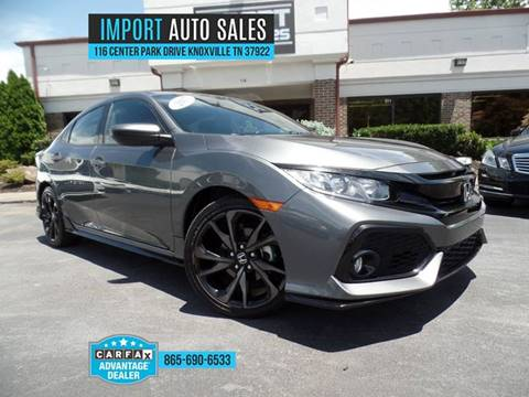 2017 Honda Civic for sale in Knoxville, TN