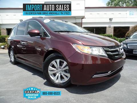 Honda Dealers In Tennessee >> Import Auto Sales Car Dealer In Knoxville Tn