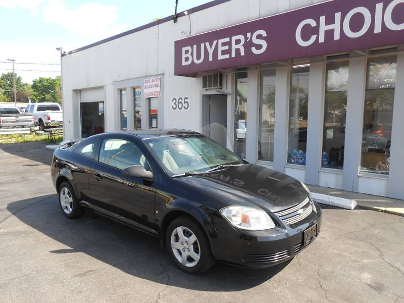 2008 Chevrolet Cobalt LS 2dr Coupe - Bedford OH