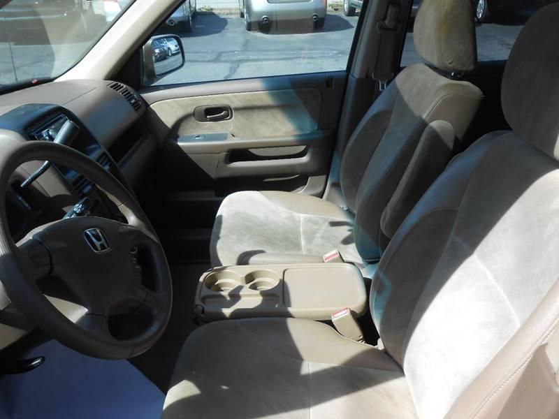 2003 Honda CR-V AWD EX 4dr SUV - Bedford OH