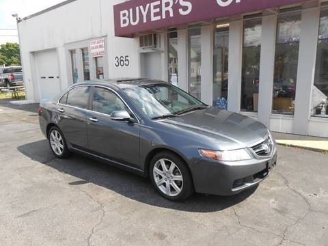 2005 Acura TSX for sale in Bedford, OH