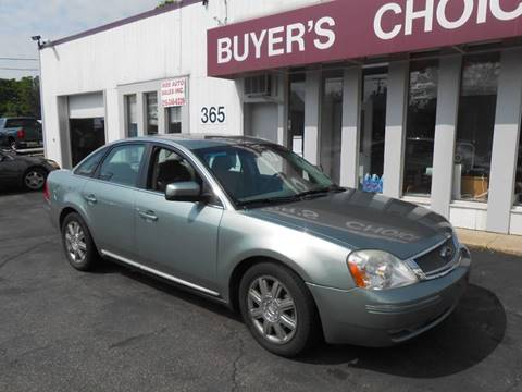 2007 Ford Five Hundred for sale in Bedford, OH