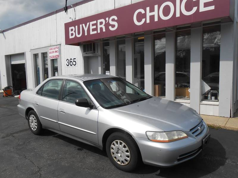 2001 Honda Accord Value 4dr Sedan - Bedford OH