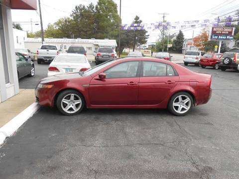 2005 Acura TL for sale in Bedford, OH