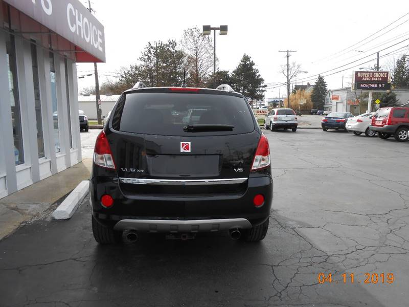 2008 saturn vue abs traction control light