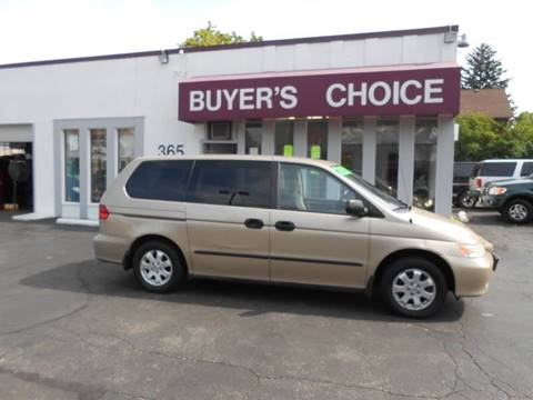 2000 Honda Odyssey for sale in Bedford, OH