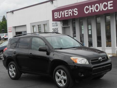 2007 Toyota RAV4 for sale at Buyers Choice Auto Sales in Bedford OH