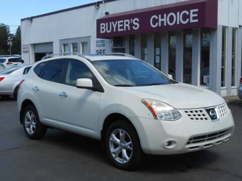 2010 Nissan Rogue for sale at Buyers Choice Auto Sales in Bedford OH