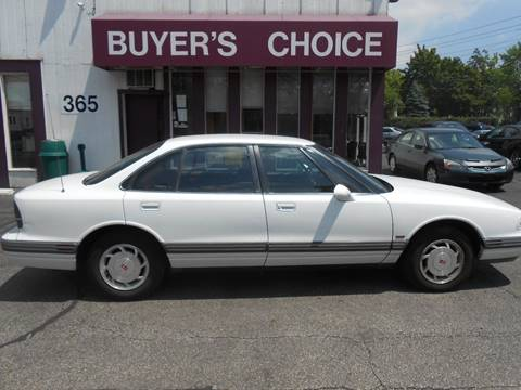 1995 Oldsmobile Eighty-Eight Royale for sale in Bedford, OH