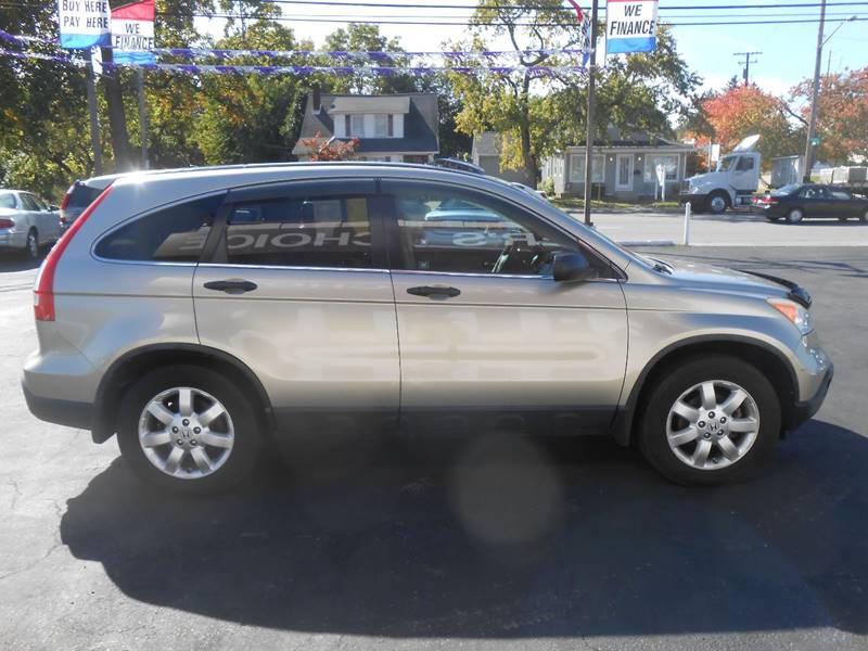 2007 Honda CR-V AWD EX 4dr SUV - Bedford OH