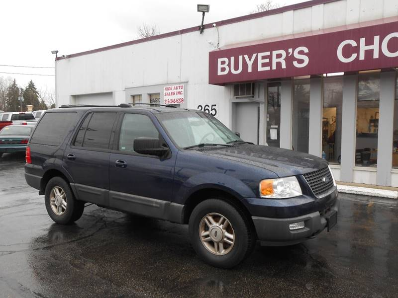 2004 Ford Expedition XLT 4WD 4dr SUV - Bedford OH