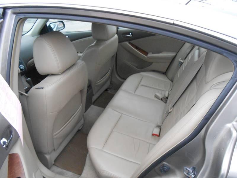 2008 Nissan Altima 2.5 S SULEV 4dr Sedan CVT - Bedford OH