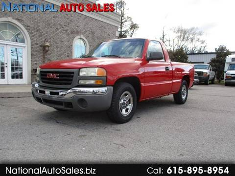 2003 GMC Sierra 1500 for sale in Murfreesboro, TN