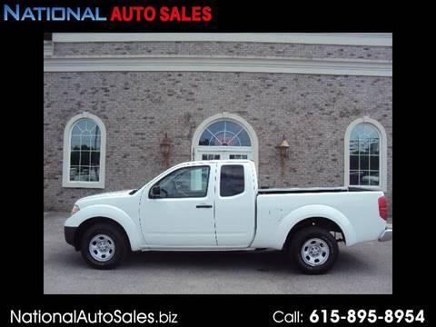 2016 Nissan Frontier for sale in Murfreesboro, TN