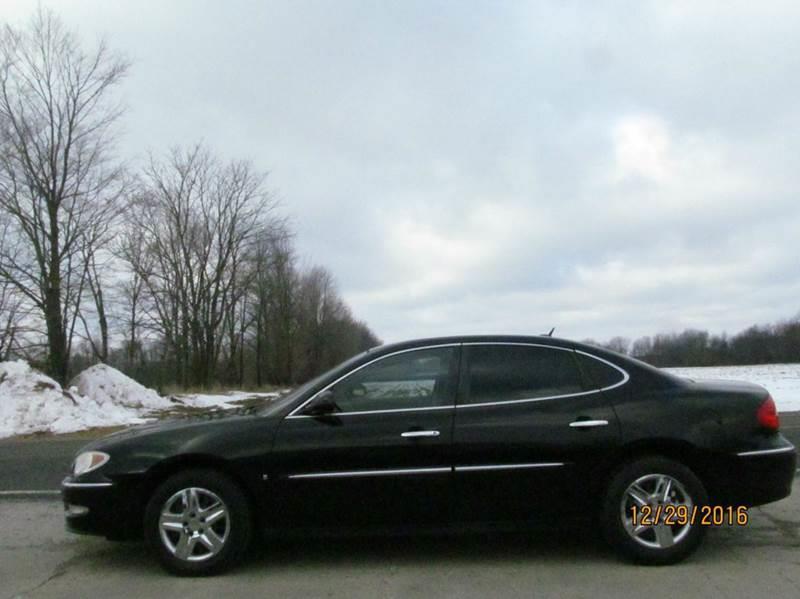 2008 Buick LaCrosse CX 4dr Sedan - Stanton MI