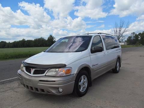 2001 Pontiac Montana for sale in Stanton, MI