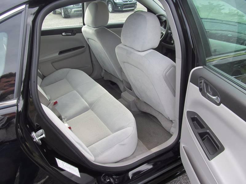 2016 Chevrolet Impala Limited LT Fleet 4dr Sedan - Stanton MI