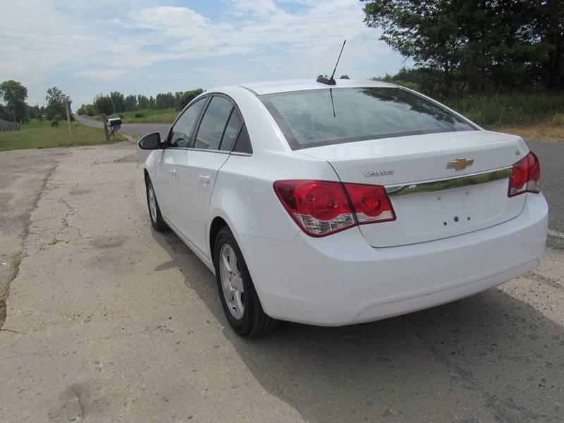 2015 Chevrolet Cruze 1LT Auto 4dr Sedan w/1SD - Stanton MI