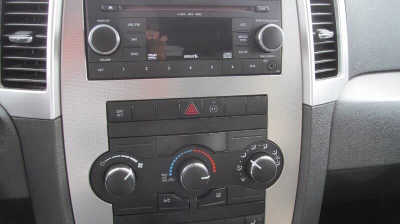 2009 Jeep Grand Cherokee 4x4 Laredo 4dr SUV - Stanton MI