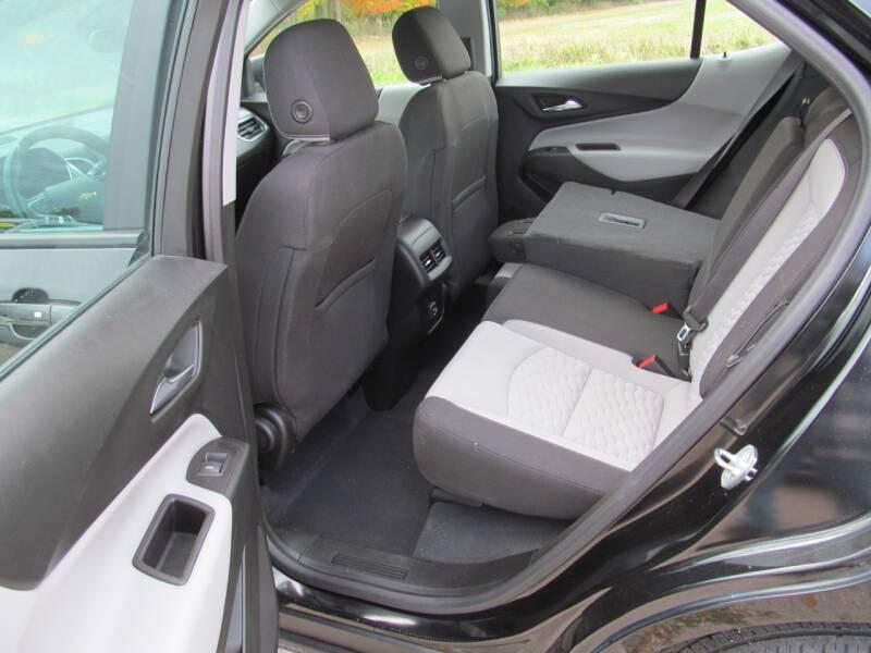 2020 Chevrolet Equinox 4x4 LS 4dr SUV w/1LS - Stanton MI