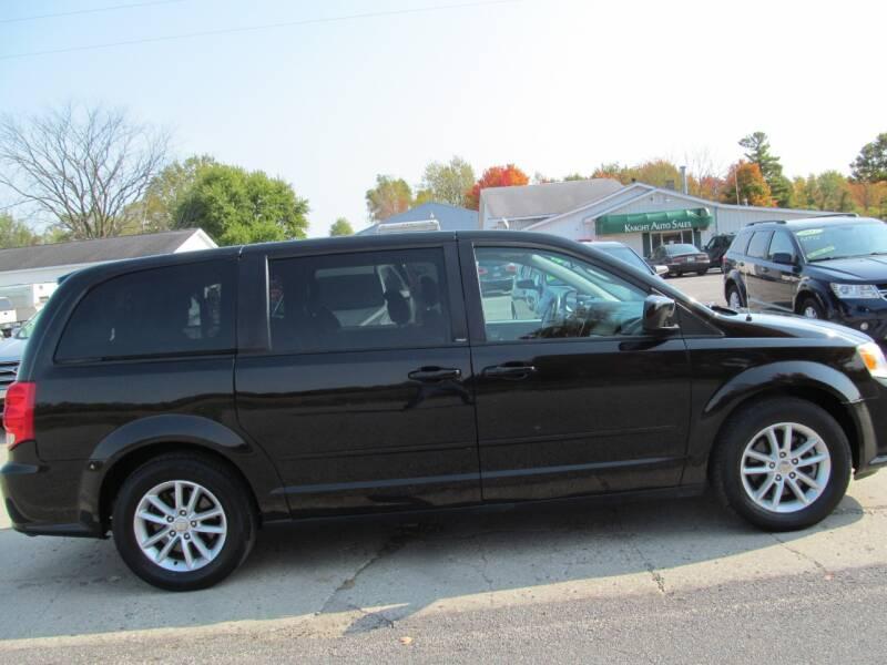 2013 Dodge Grand Caravan SXT 4dr Mini-Van - Stanton MI