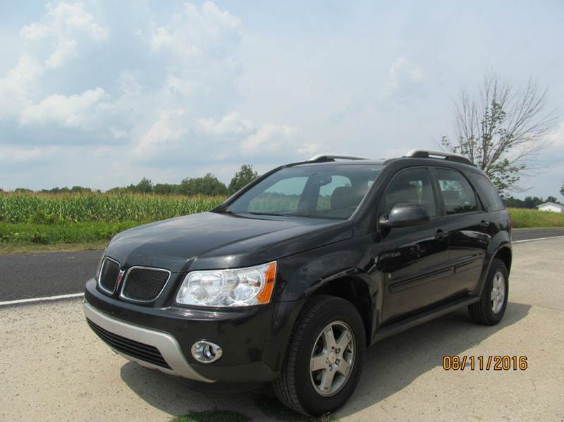 Pontiac Torrent Awd Suv In Stanton Mi Knight Auto Sales