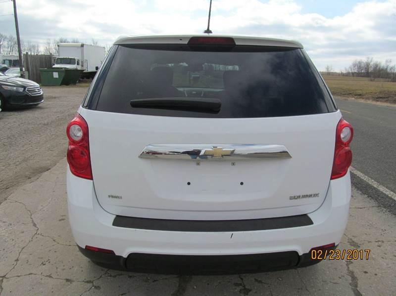 2015 Chevrolet Equinox AWD LS 4dr SUV - Stanton MI