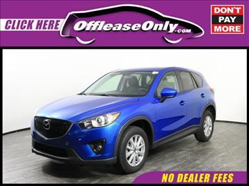 2014 Mazda CX-5 for sale in West Palm Beach, FL