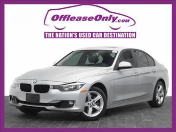 2013 BMW 3 Series for sale in West Palm Beach, FL