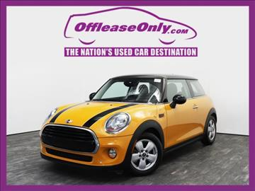 2016 MINI Hardtop for sale in West Palm Beach, FL