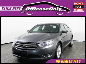 2014 Ford Taurus for sale in West Palm Beach, FL