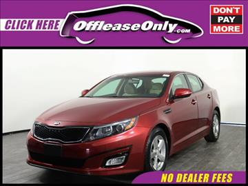 2015 Kia Optima for sale in West Palm Beach, FL