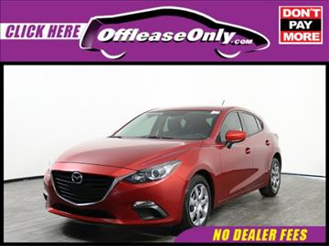 2014 Mazda MAZDA3 for sale in West Palm Beach, FL