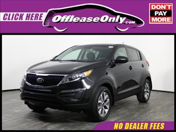2014 Kia Sportage for sale in West Palm Beach, FL