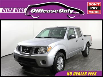2016 Nissan Frontier for sale in West Palm Beach, FL