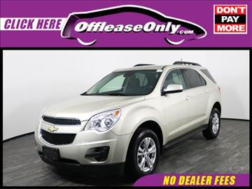 2014 Chevrolet Equinox for sale in West Palm Beach, FL