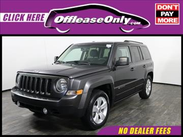2015 Jeep Patriot for sale in West Palm Beach, FL