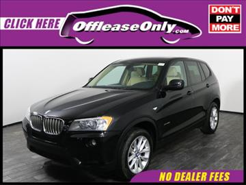 2014 BMW X3 for sale in West Palm Beach, FL