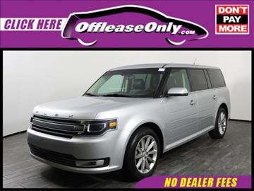 2015 Ford Flex for sale in West Palm Beach, FL