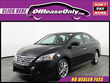 2014 Nissan Sentra for sale in West Palm Beach, FL