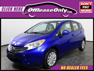 2014 Nissan Versa Note for sale in West Palm Beach, FL