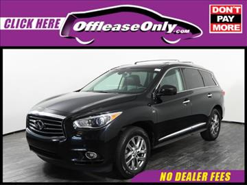 2014 Infiniti QX60 for sale in West Palm Beach, FL