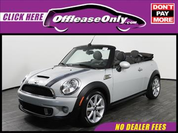 2014 MINI Convertible for sale in West Palm Beach, FL