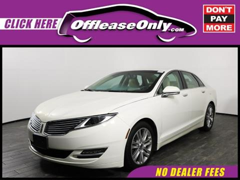 2013 Lincoln MKZ for sale in West Palm Beach, FL